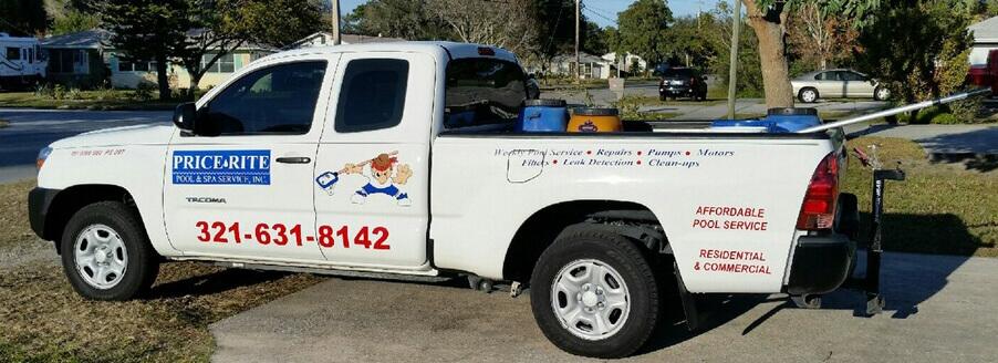 Price Rite Service Truck